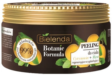 Bielenda Botanic Formula Lemon Tree + Mint Body Scrub 350g