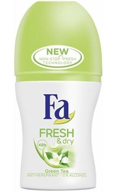 Fa Green Tea Fresh & Dry Deo Roll On 50ml