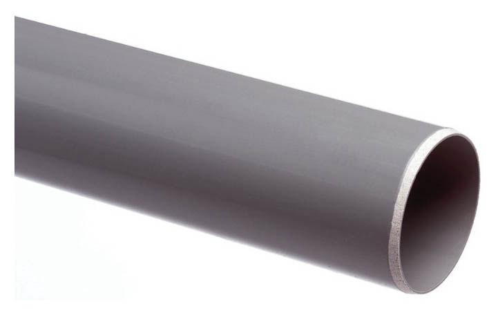 Toru Wavin, PVC, 50 mm, 0,75 m, hall