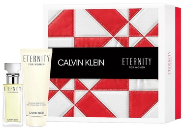 Calvin Klein Eternity 30ml EDP + 100ml Body Lotion