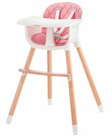 Laste söögitool Baby Tiger Tini Pink