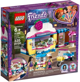 KONSTRUKTOR LEGO FRIENDS 41366