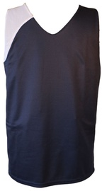 Bars Mens Basketball Shirt Dark Blue/White 175 XXL