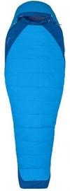 Magamiskott Marmot Trestles Elite Eco 15 Long Blue, vasak, 198 cm