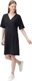 Audimas Light Stretch Fabric Dress Black XL