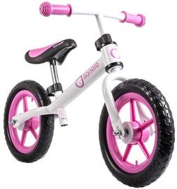Lastejalgratas Lionelo Balance Bike FIN PLUS Pink