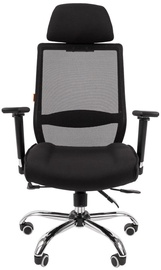 Chairman 555 LUX TW Office Chair Black