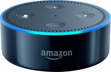 Amazon Echo Dot 2gen Black US + PL Adapter