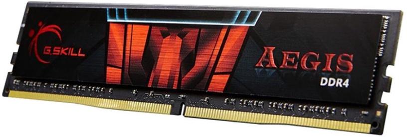 G.SKILL Aegis 64GB 2400MHz CL15 DDR4 KIT OF 4 F4-2400C15Q-64GIS