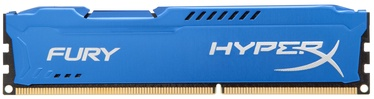 Kingston 4GB DDR3 PC10600 CL9 DIMM HyperX Fury Blue HX313C9F/4
