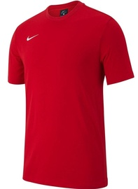 Nike T-Shirt Tee TM Club 19 SS JR AJ1548 657 Red M