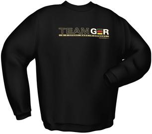 GamersWear Team GER Sweater Black S