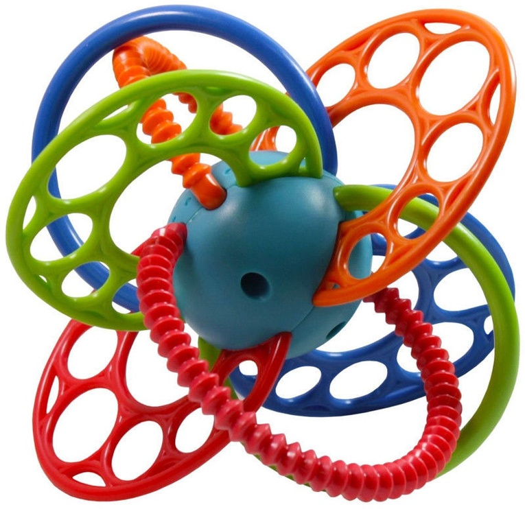 Oball FlexiLoops Teething Toy 81526