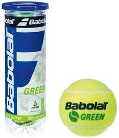 Babolat Kids Tennis Balls 3pcs Green
