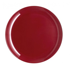 Luminarc Arty Bordeaux Dinner Plate 26cm Red