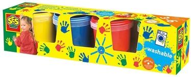 SES Creative Finger Paint 4pcs 00305