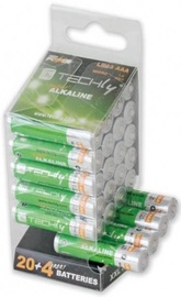 Techly Alkaline Batteries 24x AAA