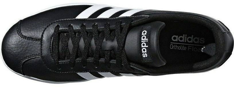 Adidas VL Court 2.0 B43814 Black/White 43 1/3