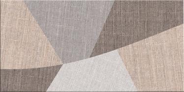 Keramin Decor London 3D Tiles 30x60cm Brown/Beige