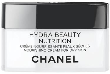 Chanel Hydra Beauty Nutrition Cream Dry Skin 50g