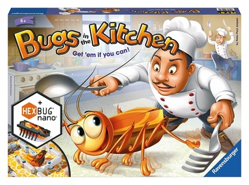 Lauamäng Ravensburger Bugs In The Kitchen 22333