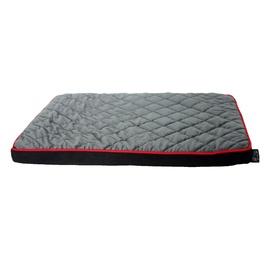 SN Cushion Black/Grey XL 120x80x10cm