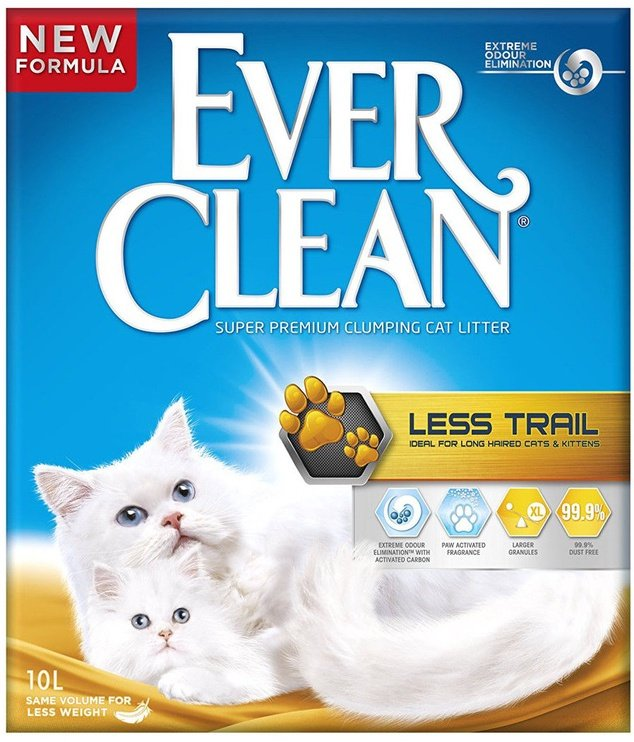EverClean Less Trail 10L