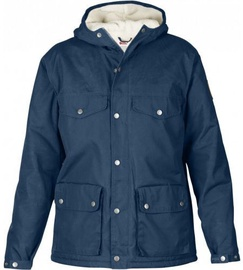 Fjall Raven Greenland Women Winter Jacket Blue L