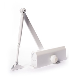 SN Door Closer EN5 80-120kg White