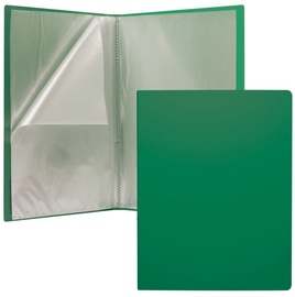 ErichKrause Folder Classic A4 With 20 Pockets Green