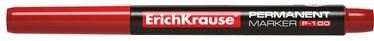 ErichKrause Permanent Marker P-100 Red