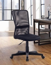 SN Office Chair Paeroa Black