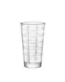 Joogiklaas Bormioli Rocco Cube, 0.37 l, 6 tk