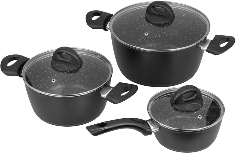 Jata BC3 Induction pots set