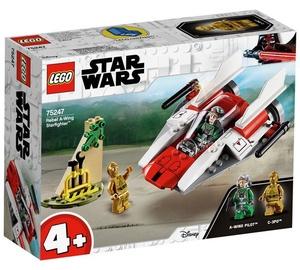 Konstruktor Lego Star Wars Rebel A-Wing Starfighter 75247