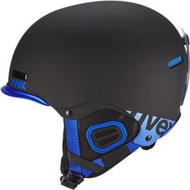 Uvex Hlmt 5 Core Ski Helmet 52-55cm Black/Cobalt