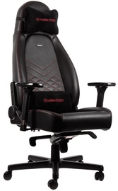 Noblechairs Gaming Chair ICON Black/Red