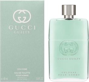 Gucci Guilty Pour Homme Cologne 90ml EDT