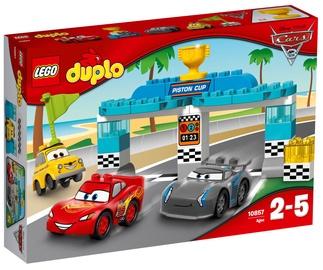 Konstruktor Lego Duplo Piston Cup Race 10857