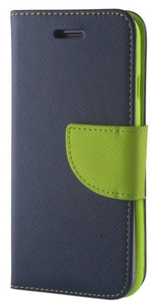 Mocco Fancy Book Case For Xiaomi Redmi Note 5 Pro/AI Dual Camera Blue/Green