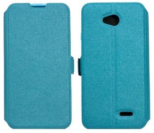 Telone Shine Book Case For LG Phoenix 2 Blue