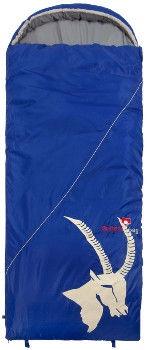Gruezi Bag Cloud Decke Deluxe Sleeping Bag Right Zipper