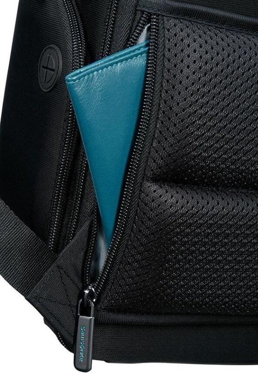 "Samsonite Notebook Backpack Spectrolite For 14.1"" Black"