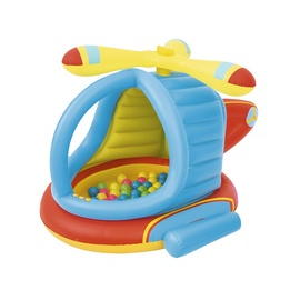 Bestway Childrens Inflatable Helicopter Ball Pit 52217
