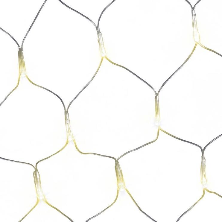 Jõulutuled DecoKing LED Grid, soe valge, 1x2 m