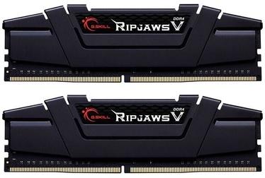 G.SKILL RipJawsV 16GB 3600MHz CL18 DDR4 KIT OF 2 F4-3600C18D-16GVK Black