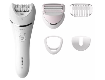 Philips Series 8000 BRE710/00 Dry & Wet Epilator