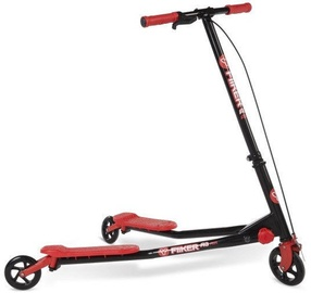 Yvolution Y Fliker Air A3 Swing Wiggle Scooter Red