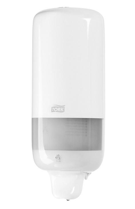 Sca Tork Liquid Soap Dispenser S1 White