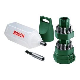 Kruvikeeraja otsikute komplekt Bosch, 25 tk